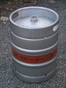 1 2 Barrel Empty Beer Keg Stainless Steel Shipping By Zone