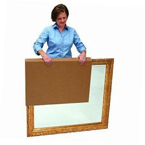 Smoothmove Moving Boxes For Tvs Pictures And Mirrors Adjustable 40 X 60 X 4