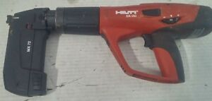 Hilti Dx460 Powder Actuated Tool With Mx72 Mag