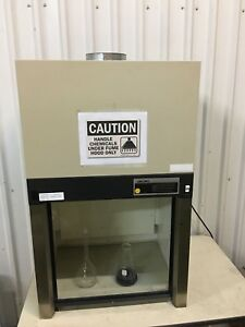 Labconco Protector Laboratory Fume Hood With Exhaust Fan