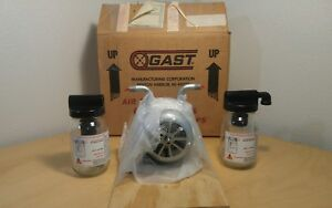 Gast Rotary Vane Vacuum Pump 0440 v105a New Old Stock
