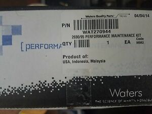 Brand New Waters 2690 2695 Pm Kit Wat270944 Sealed