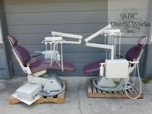 Knight By Midmark Dental Chair Delivery Assistants Pkg Self Contained H20 System