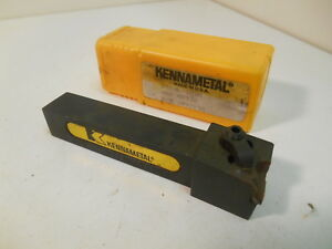 Nib Kennametal Dtfnl 123b Indexable Toolholder 3 4 Square Shank 4 1 2 Oal