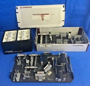 Synthes Small Battery Drive Set W Charger Orthopedic 30 Day Warranty