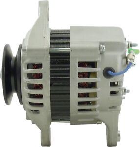 New Alternator John Deere Skid Steer 4475 5575 6675 3tne84 3tne88 Yanmar Diesel