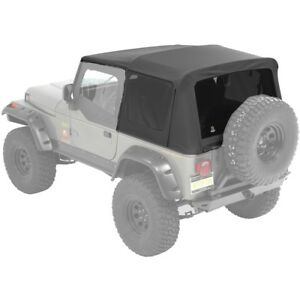 54601 01 Bestop Supertop Nx Factory Style Soft Top For Jeep Wrangler 1988 1995