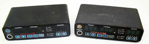 2 Decatur Genesis I K Band Police Radar Cpu Counting Units Only Parts Or Repair