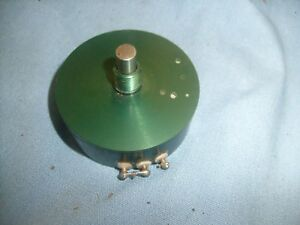 Spectrol Precision Potentiometer 300 Std 1k Green T5