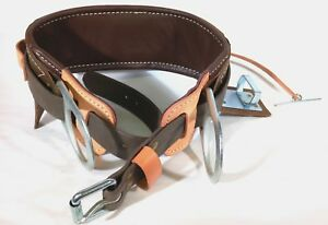 Buckingham Climber s Body Belt Right Handed P n Dr 960 22 Size 22 One Belt