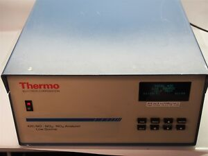 Thermo Environmental 42c Low Source Gas Analyzer