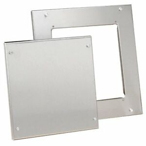 Homesaver 28000 Stainless Steel 12 X 12 Insulated Access Door With 24 Gauge 8
