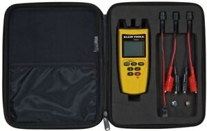 Tdr Measuring Test Kit Specialty Cable Wire Line Digital Meter Electrical Tool