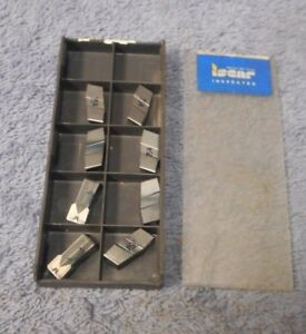 Iscar Carbide Inserts Gip 6 35e 0 80 Grade Ic354 Pack Of 8