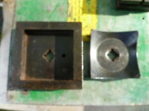 Greenlee 5018567 5018566 4 1 8 Square Knockout Punch Die