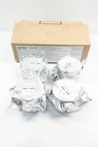 Box Of 4 New Msa 494217 Gmc h Respirator Chemical Cartridges Respirators