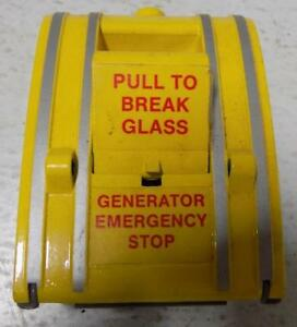 General Emergency Stop Switch Noncoded Fire Alarm Box Cs2002 11