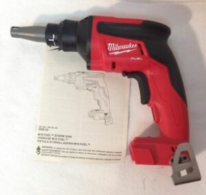 Milwaukee Fuel 2866 20 Xc M18 18v Drywall Screw Gun Tool Only New