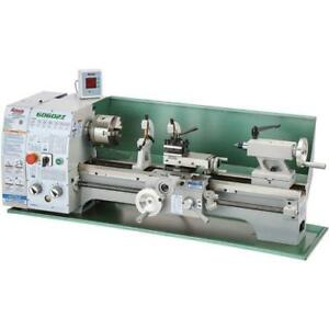 G0602z 10 X 22 Benchtop Metal Lathe With Dro