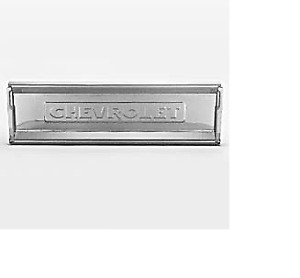 Chevrolet Chevy Pickup Truck Tailgate With Raised Letter Logo 1947 1953