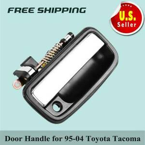 Exterior Door Handle For 1995 2004 Toyota Tacoma Front Right Passenger Side