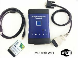 2019v Gm Mdi Multiple Diagnostic Car Interface Tool Wifi Scanner Ecu Obd2 Opel