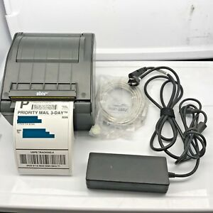 Star Micronics Tsp800l Thermal Barcode Receipt Label Printer Shipping Barcodes