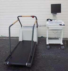 Ge Case Stress Test System With System 2000 Treadmill Fully Reconditioned