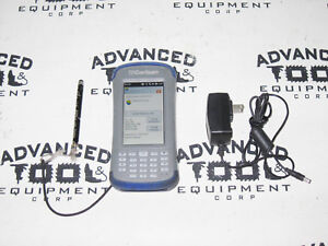 Carlson Archer 2 Handheld Data Collector Survce 5 08 Total Station Gps Options
