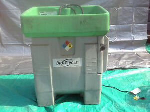 Bio Circle Parts Washer Model Io 200 All Metals Surfaces Easy To Use