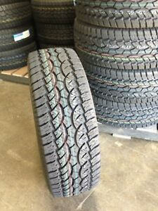 4 New Lt285 75 16 Thunderer R404 At Tires 10 Ply 285 75 R16 33x11 50 All Terrain