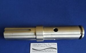 Lower Shaft ss For Hobart Saw 5700 5701 5801 6614 6801 Ref 292278