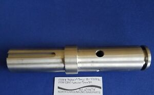 Lower Shaft ss For Hobart Saw 5700 5701 5801 6614 6801 Replaces 292278