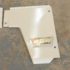388654r1 388642r11 Ih International 424 Rh Side Panel Extension