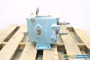 Waukesha 060 U2 Rotary Lobe Pump Gear Case Assembly