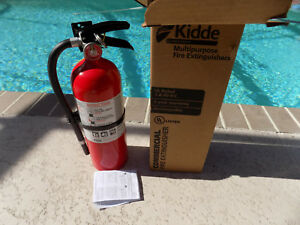 Commercial Fire Extinguisher Ul Rated 3 a 40 b c Dry Chemical With Wall Mount
