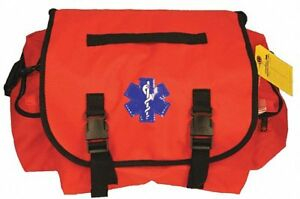 First Voice Trauma First Aid Responder Kit Red Includes Guide Fv815