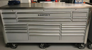 Matco 6s 31 Drawers 3 Bay Model 6331rx Tool Box With Shipping Options
