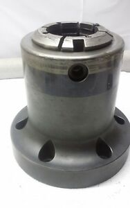Ats Collet Spindle Nose A6