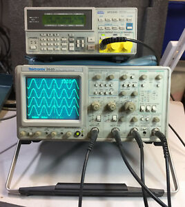 Tektronix 2445 150mhz Oscilloscope 4 Channel