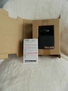 Porta Jump Emergency Car Jumpstarter Nip With Instructions Free Ship