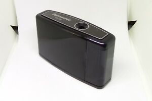 Panasonic Kp 4a Electonic Electric Pencil Sharpener Works Battery Operated