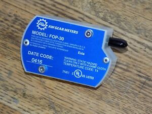 Aw Lake Company Fop 30 Fiber Optic Transmitter For Slg Gear Meters