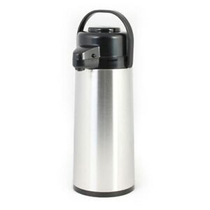 1 9 Liter Hot Coffee Pump Dispenser Air Pot Warmer Server
