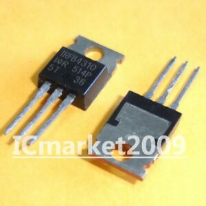 50 Pcs Irfb4310pbf To 220 Fb4310 Irfb4310 Hexfet Power Mosfet