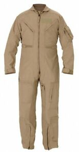 Propper Coverall Chest 45 To 46in Tan Tan Nomex r F51154622146l