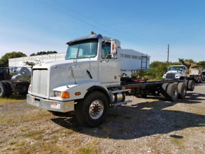 Foundation Truck Pkg 2004 Western Star With Fassi F425 Knuckleboom With Winch