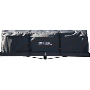 Hitch Haul Cargo Bag Extra Large Capacity Black Travel Truck 58 X 18 X 18