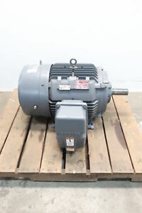 Siemens Rgzzesd Ac Electric Motor 75hp 365tz 3565rpm 3ph 575v ac