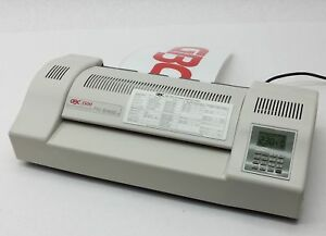 Gbc 3500 Pro Series Wide Format Hot Cold Pouch Laminator Laminating Machine